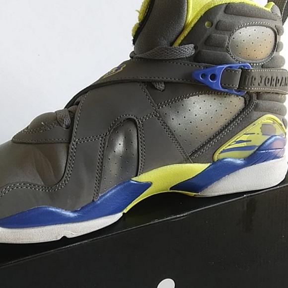 Jordan Other - Air Jordan Retro 8 Shoes